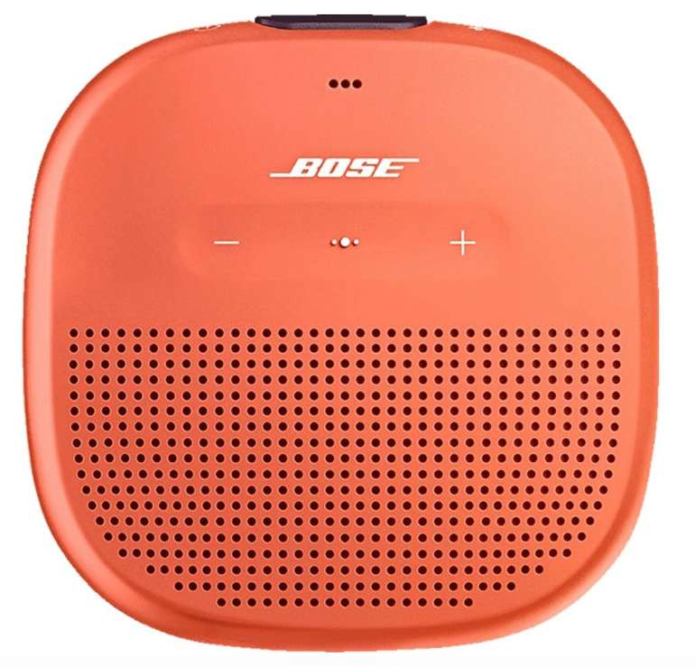 Bose SoundLink Micro Bluetooth Lautsprecher in orange für 69€ inkl. Versand (statt 82€)