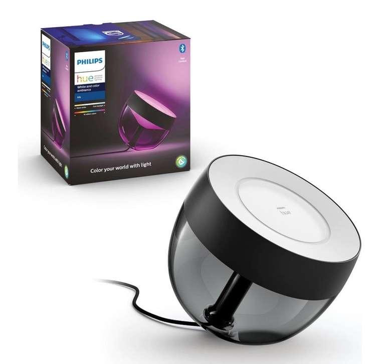 Philips Hue Iris White and Color mit Bluetooth (neue Version) für 80,74€ inkl. Versand (statt 92€)