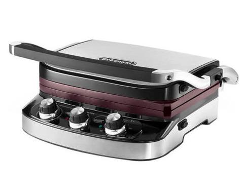DeLonghi CGH 900C Edelstahl Kontaktgrill für 65,79€ inkl. Versand (statt 75€)