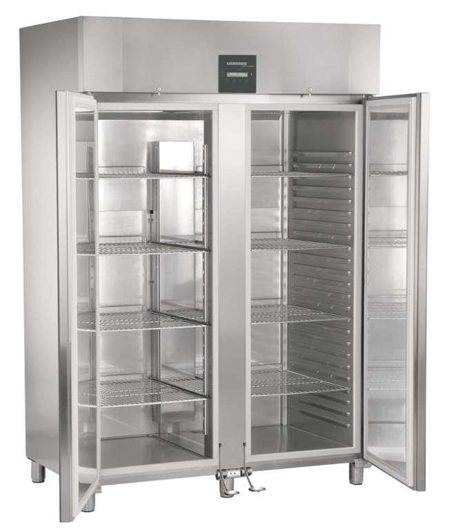 Preisfehler? Liebherr GKPv 1490-43 Kühlgerät mit dynamischer Kühlung (Edelstahl) für 524€ inkl. Versand