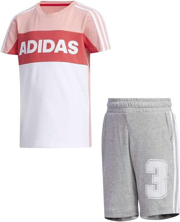 Adidas Kinder Graphic Sportanzug in 3 Farben für je 22,37€ inkl. Versand (statt 30€)