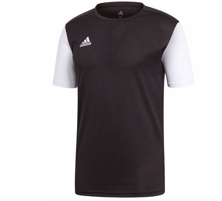 """Adidas Trikot """"Estro 19"""" Jersey in schwarz/weiß für 8,97€ inkl. Versand"""