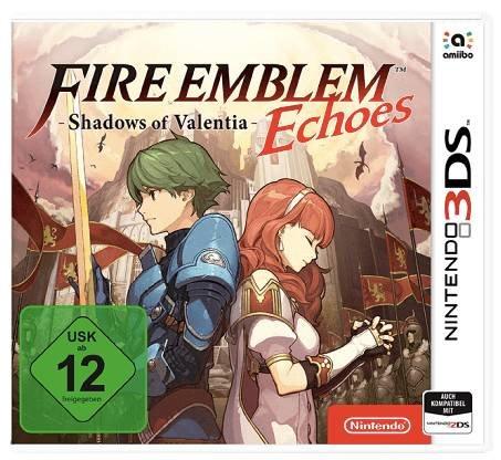 Fire Emblem Echoes: Shadows of Valentia (Nintendo 3DS) für 10€ (statt 25€)