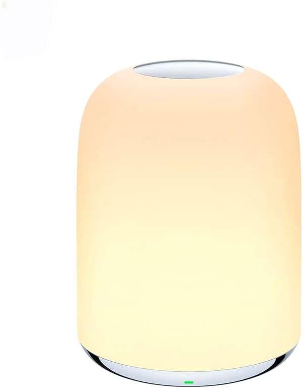 Abbb Nachttischlampe mit Farbwechsel für 12,90€ inkl. Versand (statt 30€)