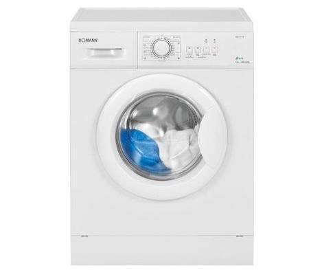 Bomann WA 5728 6kg Waschmaschine für 199€ inkl. Versand (statt 228€)