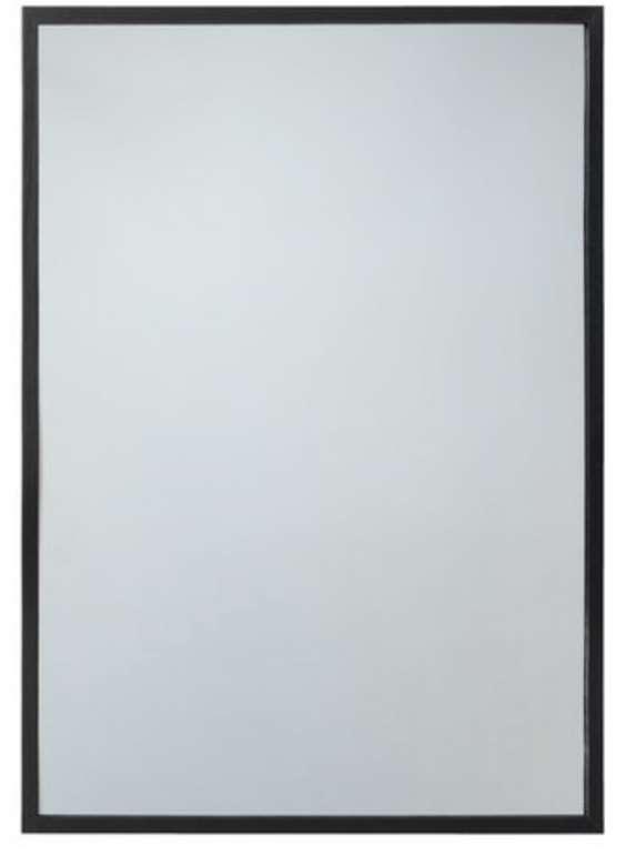 DB: Spiegel Sommersted (50 x 70 cm) in schwarz für 7,50€bei Abholung (statt 40€)