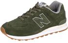 New Balance ML574 Sneaker in grün für 29,99€ - nur Größe 40,5/41,5 (statt 50€)