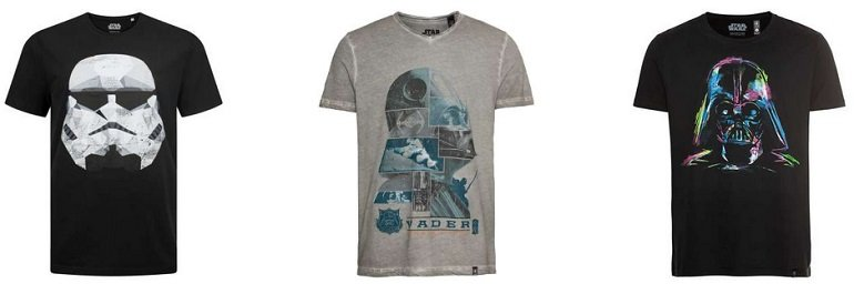Gozoo Star Wars T-Shirts