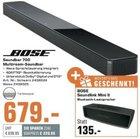 Bundle: Bose Soundbar 700 + SoundLink Mini II für 683,99€ inkl. VSK (statt 814€)