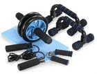 Tomshoo 5-in-1 Workout Set - Bauchtrainer, Liegestützgriffe für 12,59€ (Prime)