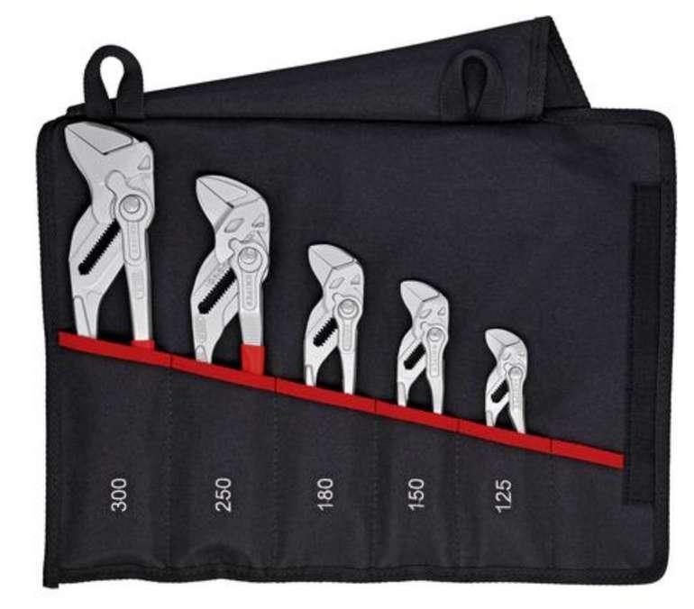 Knipex 00 19 55 S4 Werkstatt Zangen-Set für 169,99€inkl. Versand (statt 185€)
