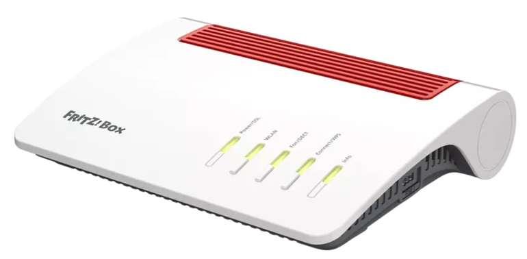 AVM Fritz!Box 7590 AX (Wi-Fi 6) VDSL/ADSL WLAN Router 2400 kbit/s für 271,99€ (statt 394€)