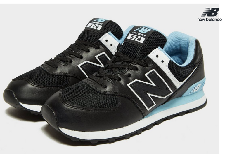 Last Chance Sale bei JD-Sports + 25% Extra, z.B. New Balance 574 Sneaker 45,25€