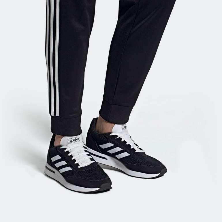 Adidas Run 70s Sneaker in Schwarz oder Weiß/Blau für 40,92€ inkl. Versand (statt 60€)