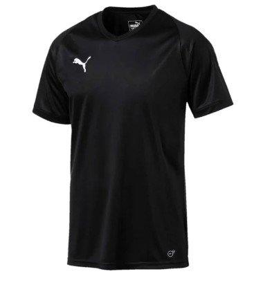 Puma Fußballtrikot 'Liga Core' (schwarz, rot, weiß, blau) für 8,08€ inkl. Versand (statt 15€)