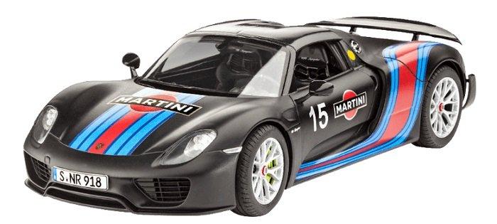 Media Markt Gönn dir Neujahr Angebote, z.B. REVELL 67027 Porsche 918 für 20€