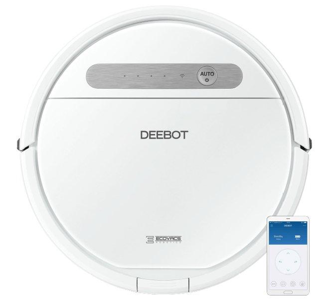 Ecovacs Deebot Ozmo 610 Staubwischroboter für 219€ inkl. Versand (statt 269€)