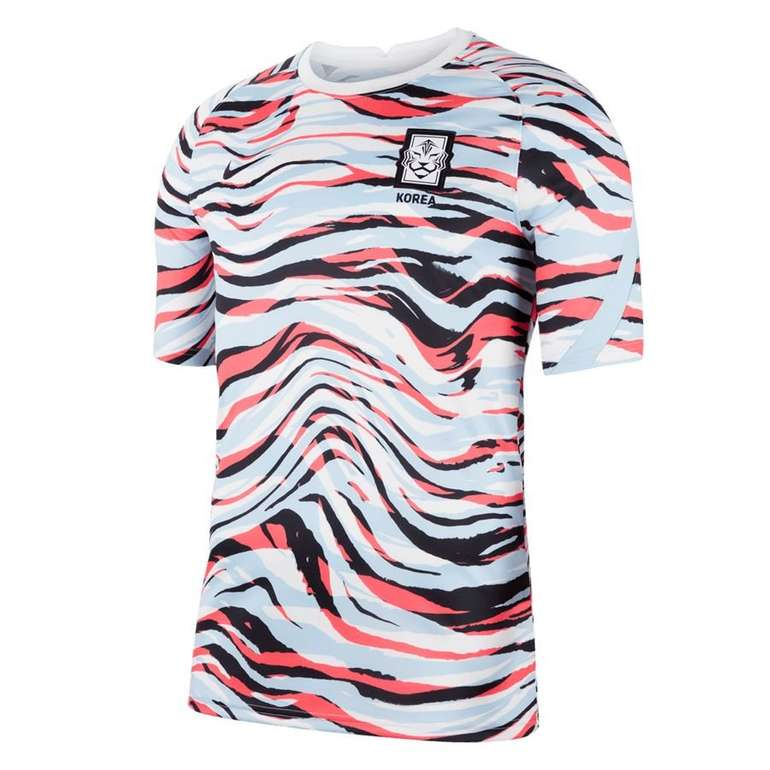 Nike Südkorea Trainingsshirt Breathe Hyper Top für 34,99€ (statt 53€)