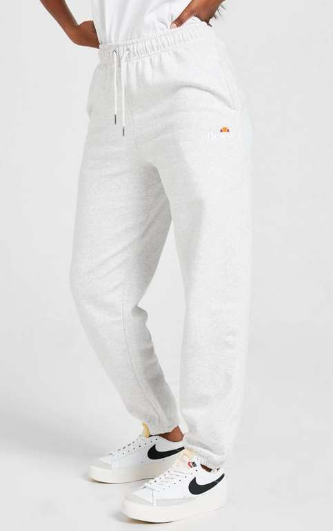 Ellesse Damen Emblem Fleece Joggers in Grau für 25,99€inkl. Versand (statt 45€)