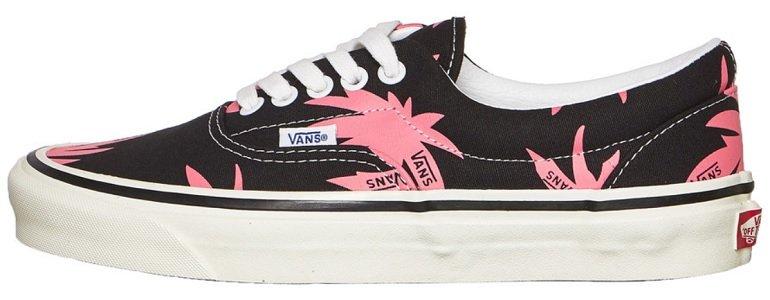 "Vans Era 95 DX Schuhe (Anaheim Factory) im ""Og Black / Og Pink / Summer Leaf""-Colorway für 42,95€"