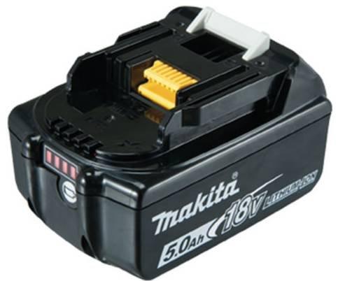 Makita BL1850B 5,0Ah 18V Li-Ion Akkus mit Ladestandsanzeige für 44,80€ (Masterpass)