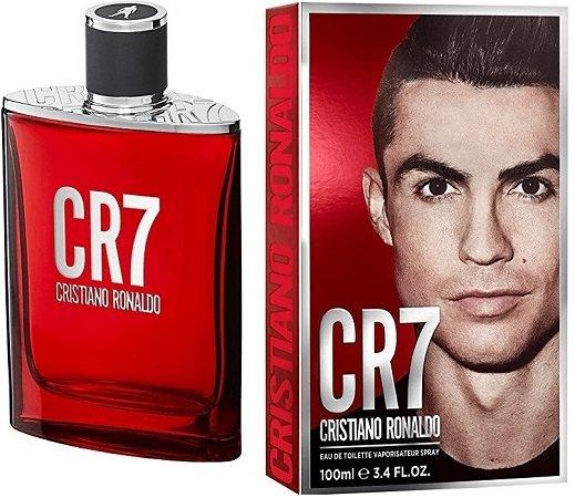 Cristiano Ronaldo CR7 100 ml Eau de Toilette EDT für 22,49€ (statt 27,12€)