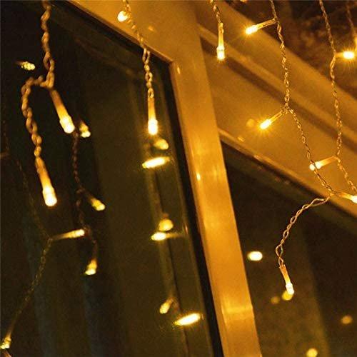 Hengda LED Lichterketten mit IP44 reduziert, z.B. warmweiß mit 600 LEDs für 23,79€ (statt 34€)