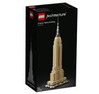 Lego Architecture – Empire State Building (21046) für 63,95€ (statt 70€)