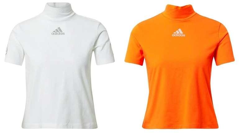 Adidas Performance Crop Funktionsshirt in zwei Farben für je 9,56€ inkl. Versand (statt 24€)