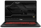 "Asus FX705DY-AU040T - 17,3"" Gaming-Notebook (Ryzen 5, 8GB RAM, 512GB SSD) 666€"