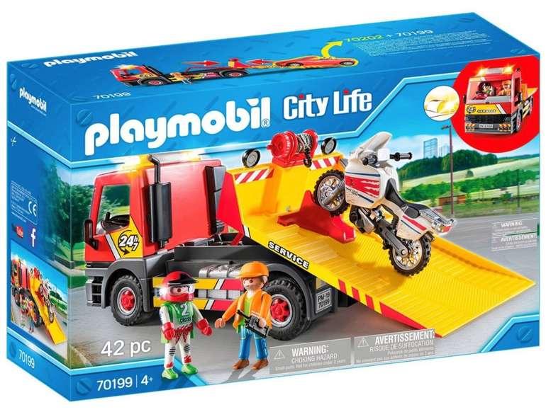Playmobil City Life - Abschleppdienst (70199) für 27,90€ inkl. Versand (statt 34€)