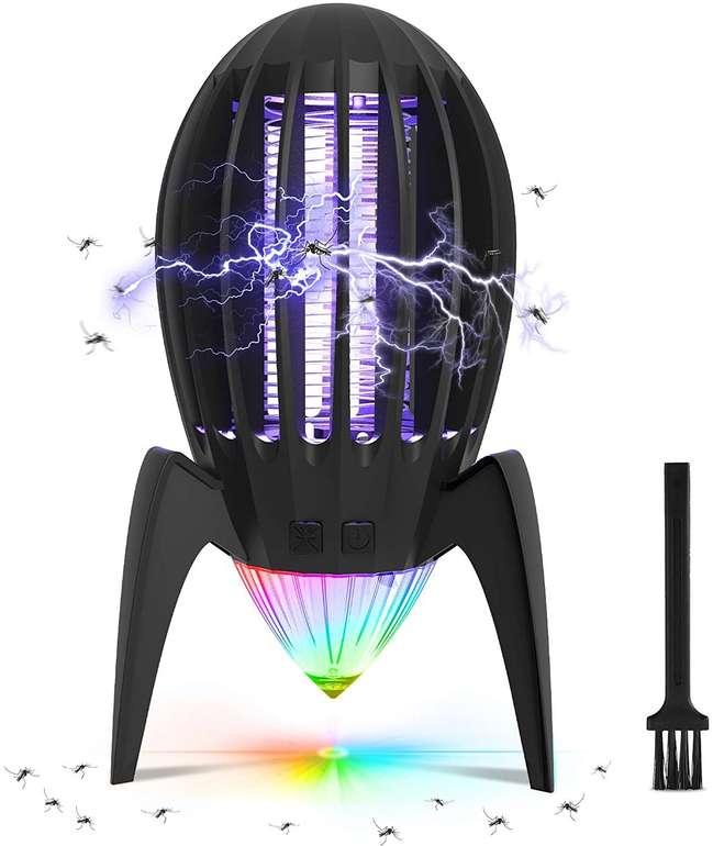 Solmore 2-in-1 Mückenlampe & Nachtlicht für 12,59€ inkl. Prime Versand (statt 20€)