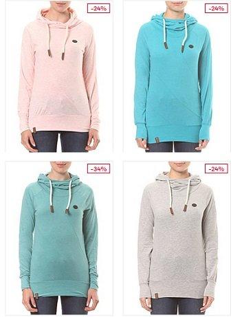 Naketano Mandy X.I Damen Pullover - viele Farben - ab 21,17€ (statt 42€)