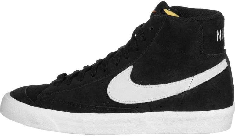 Nike Blazer Mid '77 Suede Sneaker in Schwarz für 44,38€ (statt 80€)