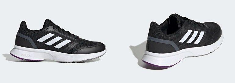 Adidas Nova Flow Core Black Damen Sneaker 2