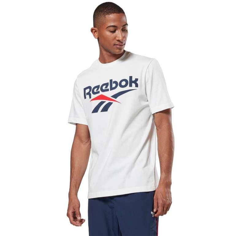 Reebok Classics Vector Herren T-Shirt in verschiedenen Farben für je 15,98€ inkl. Versand (statt 33€)