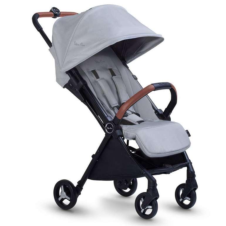 Babymarkt Spendenaktion: Spenden oder Sparen z.B. Silver Cross Buggy Jet Silver für 240,34€ (statt 268€)