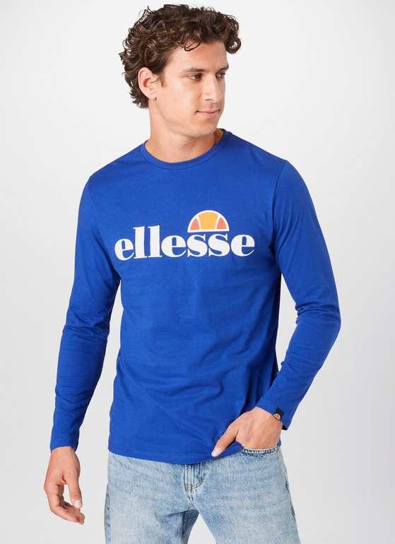 """Ellesse Herren Shirt """"Grazie"""" in blau für 19,12€ inkl. Versand (statt 24€)"""