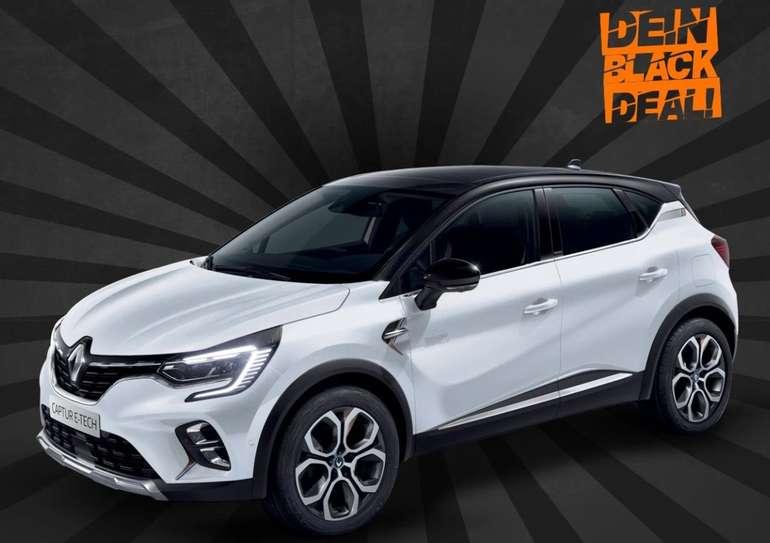 Gewerbe Leasing: Renault Captur Intens E-Tech Plug-in Hybrid für 99€ mtl. (BAFA, LF: 0.44)