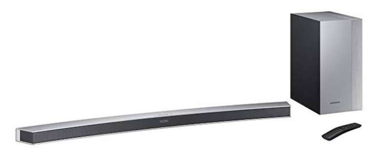 Samsung HW-M4501 Curved Soundbar inkl. Subwoofer für 188,51€ (statt 324€)