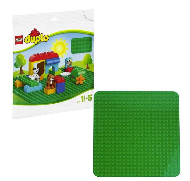 Lego Duplo Große Bauplatte in grün (2304) für 8,79€inkl. Versand (statt 14€) - Thalia Club!