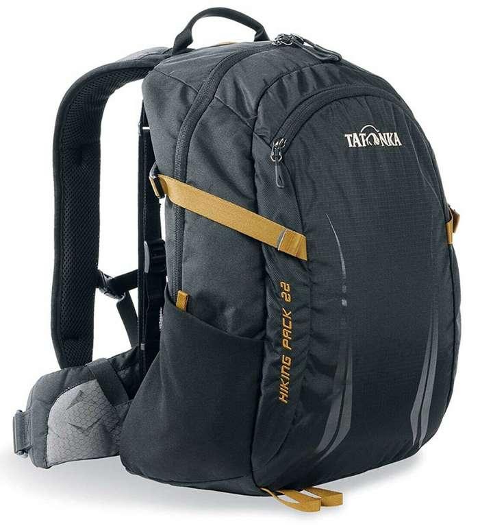 Tatonka Wanderrucksack Hiking Pack 22 Unisex in Schwarz für 32,88€inkl. Versand (statt 55€)