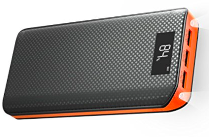 X-Dragon Powerbank mit 20.000mAh und 3 USB-Ports für 13,99€ (statt 20€)
