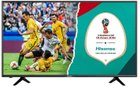Hisense H50NEC5205 – 50″ 4K Ultra HD TV für 323,10€ inkl. Versand