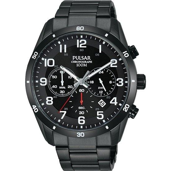 Pulsar PT3831X1 Herren Sportuhr für 56,89€ inkl. VSK (statt 81€)