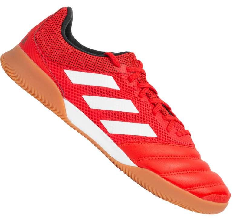adidas Copa 20.3 Sala Herren Hallen Fußballschuhe in Rot für 31,94€ inkl. Versand (statt 40€)