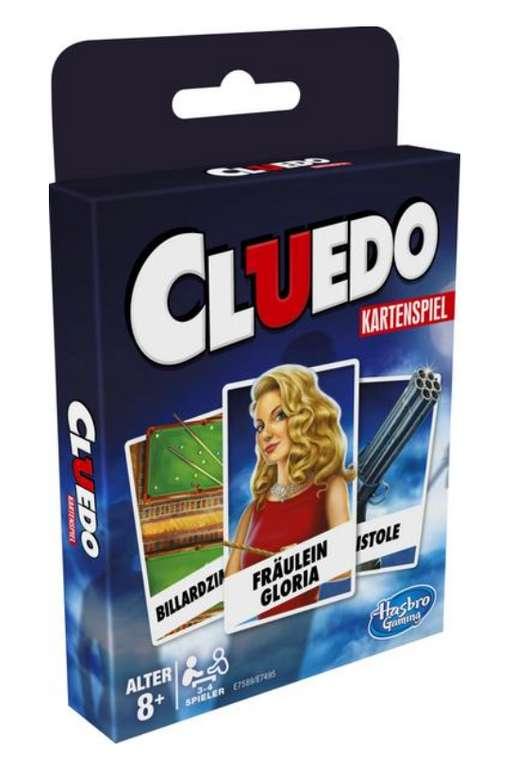 Hasbro E7589GC0 Cluedo Kartenspiel für 2,63€inkl. Versand (statt 8€) - Thalia Club!
