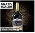 Weinvorteil: 1,5L Flasche Magnum (Wert 25€) gratis beim Kauf von 12 Weinflaschen