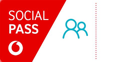Vodafone Social Pass kostenlos zur WM nutzen (14.06 bis 15.07.2018)