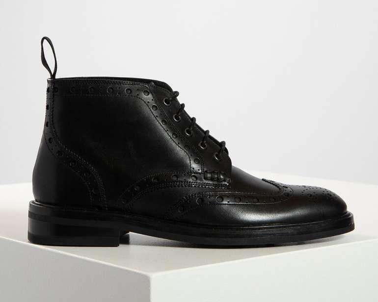 Gordon & Bros Business-Schuhe Harry für 56,33€ inkl. Versand (statt 114€)
